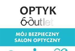Optyk Outlet - Pozostajemy otwarci